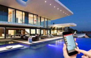تکنولوژی خانه هوشمند و ایمنی
