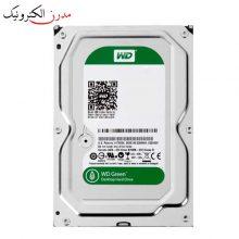 هارد اینترنال وسترن دیجیتال Green 500GB WD